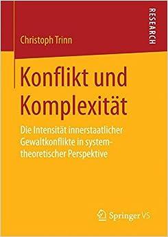 Book Konflikt und Komplexität