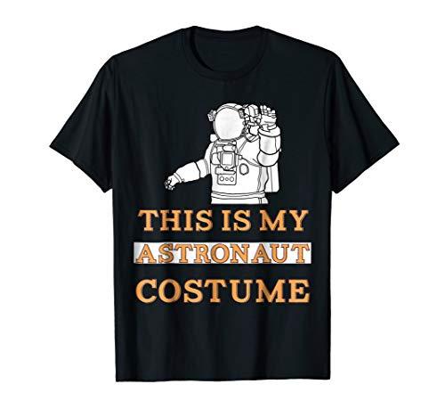 (Easy Halloween Costume Ideas Astronaut Halloween)