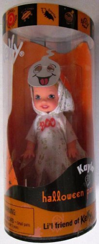 Barbie Kelly Holloween Party Ghost Kayla Doll -