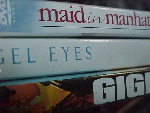 Maid in Manhattan , Angel Eyes , Gigli : Jennifer Lopez Triple Pack Collection