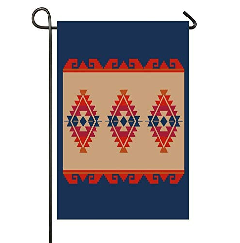 Dongingp Daryl's Poncho Seasonal Garden Flag Double-Sized Premium Outdoors Lawn Decor Holiday Yard Flags to Bright Up Your 12 Months ()