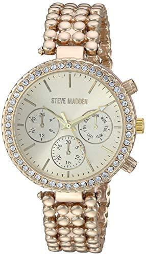 (Steve Madden Fashion Watch (Model: SMW174G))