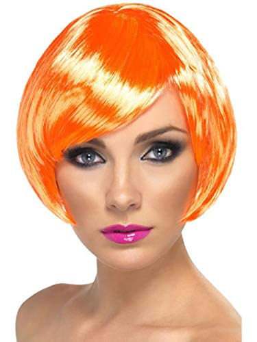 - Babe Wig Short Bob With Bangs - Fringe in 3 Colors