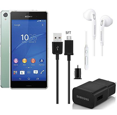 Sony Xperia Z3 D6603 - 16GB Pistachio GSM Unlocked World Smart Phone
