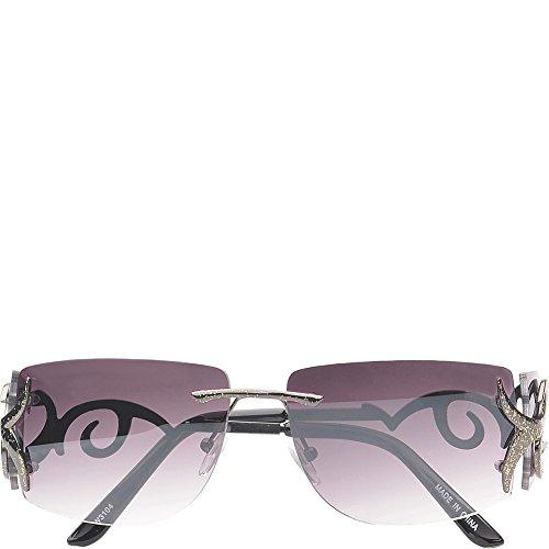 sw-global-eyewear-cassia-rimless-rectangle-fashion-sunglasses-black