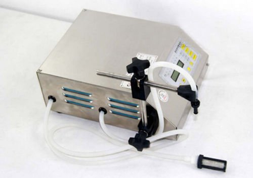 TOPCHANCES 110V Digital Control Pump Drink Water Liquid Filling Machine W/Pedal 5~3500ml by TOPCHANCES (Image #2)