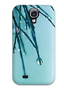 Premium Waterdrop Earth Back Cover Snap On Case For Galaxy S4