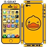 Super Cute !!''B DUCK SMILE'' Screen Protector For iPhone 5/5S/SE