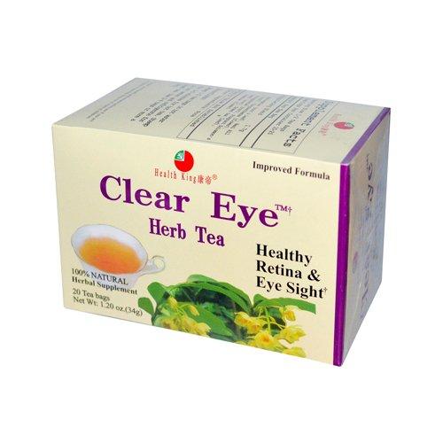 HEALTH KING Clear Eye Tea