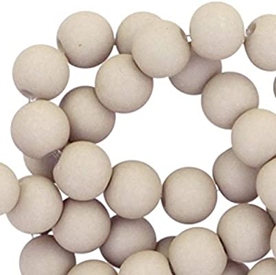 Azul Perlas acr/ílicas 6 mm, 600 Unidades, Acabado Mate Sadingo pl/ástico