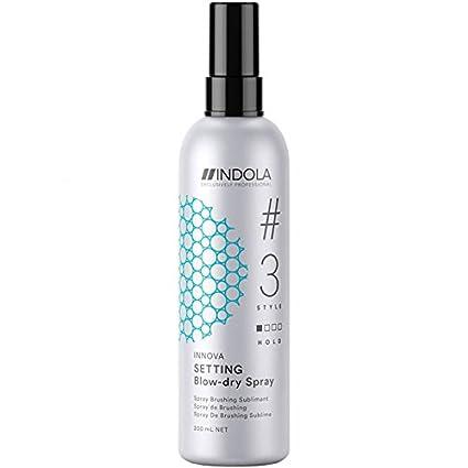 indola Innova Style Setting Blow de Dry Spray Hold 1, 200 ml