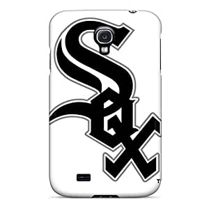 Faddish Phone Chicago White Sox Case For Galaxy S4 / Perfect Case Cover