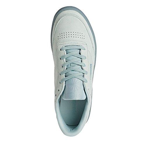 Grey 85 C Club White Grey Lace Sneakers Women's Seaside Reebok 1qBEwY1