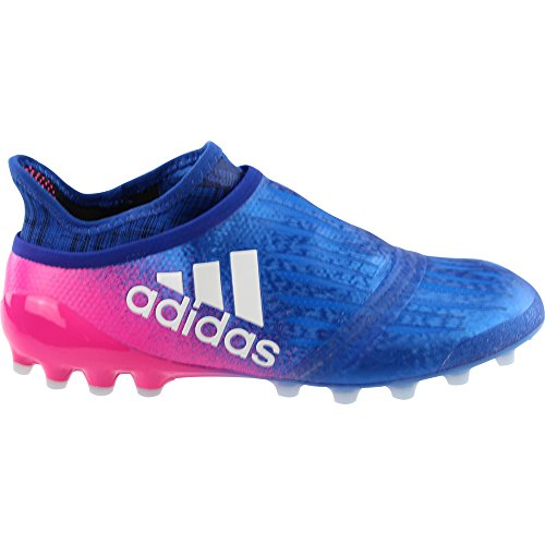 amazing price for sale free shipping purchase adidas X 16+ Purechaos AG Cleat Men's Soccer Blue pay with visa cheap online sale official best sale I9QN3EKn