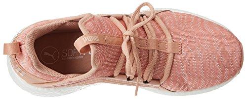 Beige Nrgy Puma Mega pearl Chaussures Rose Femme De Cross peach Wn's Zebra HPwwR5q
