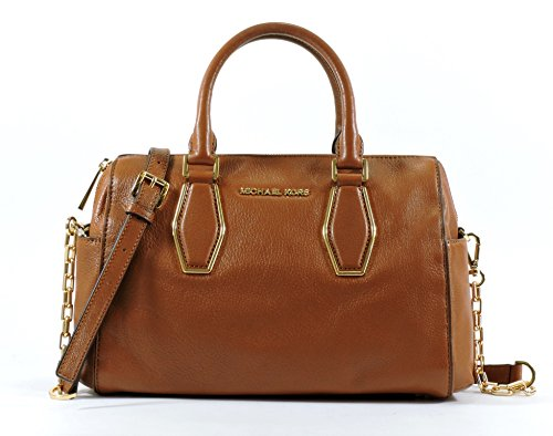 Michael Kors Vanessa Medium Chain Satchel Luggage by Michael Kors