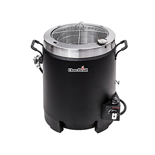 Char-Broil Big Easy Oil-less Liquid Propane Turkey Fryer ()