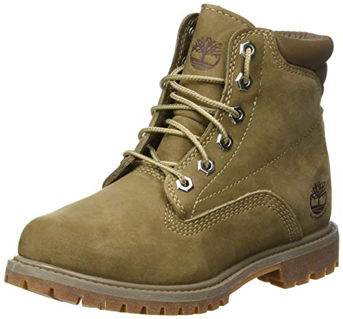 P01 light Bottes Marron Nubuck Femme Basic inch 6 Classiques Waterville Timberland Brown qwpP8