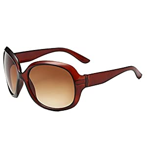 Sinkfish SG80040 Gift Sunglasses for Womenfashion Sunshades - UV400 (Burlywood)