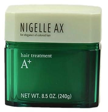 Nigelle AX Hair Treatment A , 8.5 oz