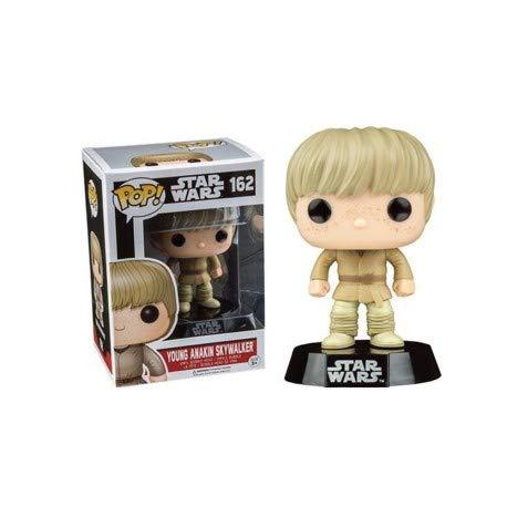 Funko Pop! Star Wars Young Anakin Skywalker #162 (Target Exclusive) ()