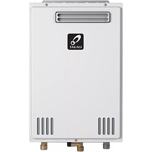 Takagi T-K4U-OS 190000 BTU Outdoor Whole House Tankless Water Heater, Natural Gas by TAKAGI