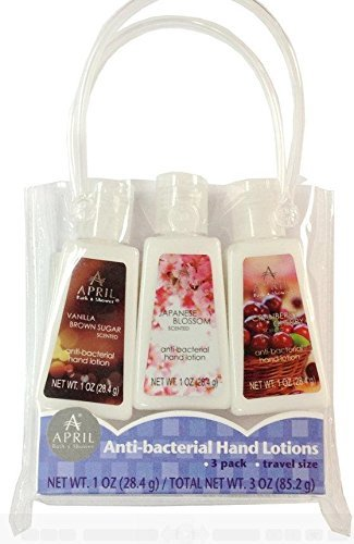 Scented Antibacterial Hand Lotions by Greenbrier - Mall Greenbrier