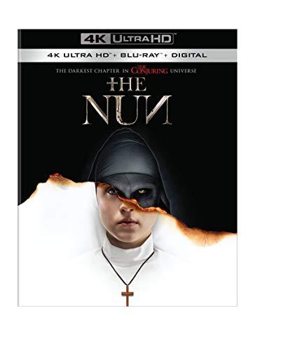 Nun, The (4K Ultra HD + Blu-ray + Digital) (4K Ultra HD)