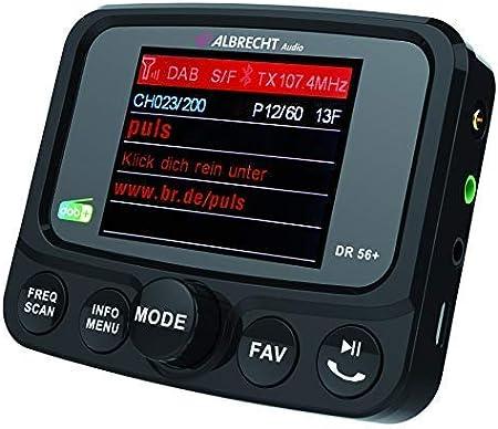 Albrecht Dr56 Adapter Zum Aufrüsten Von Auto Radios Elektronik