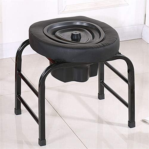 介護用ポータブルトイレ椅子 ポータブルトイレ チェア 簡易便座 ヒューマンケア 家具調 コンパクト 携帯用洗面所の座席は 軽量 介護用 高齢者 手術回復 障害者 浴室椅子に適している