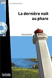 La dernière nuit au phare + CD audio MP3 (LFF A1)
