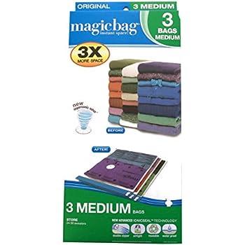 Amazon Com Magicbag Instant 3 Medium Space Saver Vacuum