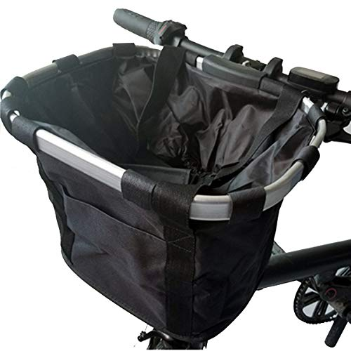 TANCHEN Bike Storage Front Carrying Basket Xiaomi Electric Scooter E-Bike Cycling Bicycle Motorcycl