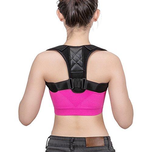 Eletorot Posture Corrector Adjustable Shoulder Spinal Support Clavicle...