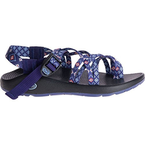 Athletic Adjustable Strap Shoes - Chaco Women's ZX2 Classic Athletic Sandal, Wink Blue, 8 M US