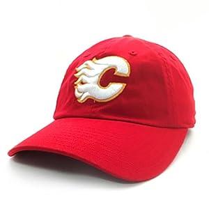 Calgary Flames NHL Vintage Blue Line Cap