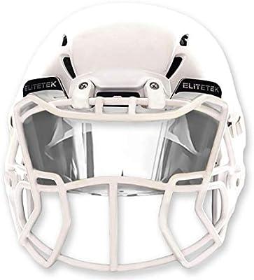 7e94b3201cf8 Amazon.com   EliteTek Clear Football Visor Eyeshield Universal   Sports    Outdoors