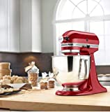KitchenAid KEA33CV Batedeira Stand Mixer Artisan, Vermelho (Empire Red)