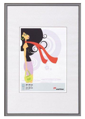 246 opinioni per Walther New Lifestyle, Cornice in Plastica, Acciaio, 70 x 100 cm