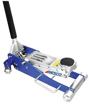 Amazon Com Nesco Tools 2203 Aluminum Low Profile Floor Jack