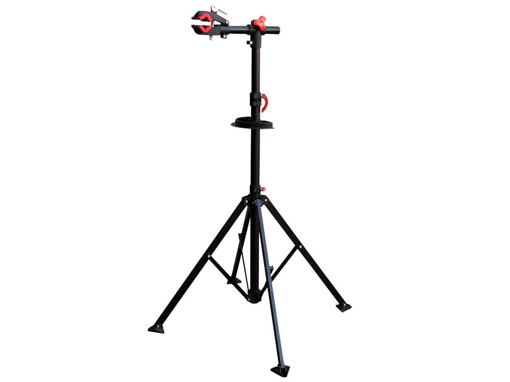 Eufab 16414 - Caballete profesional de 4 patas para bicicleta product image