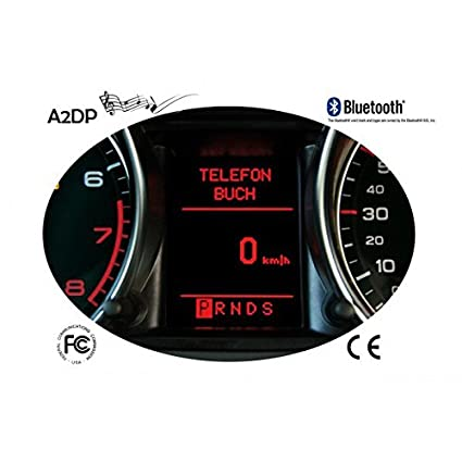 Amazon.com: FISCON Audi Basic Kit de coche Bluetooth manos ...