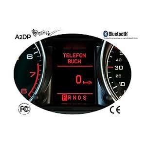 Fiscon Audi Basic Bluetooth Hands Free Car Kit