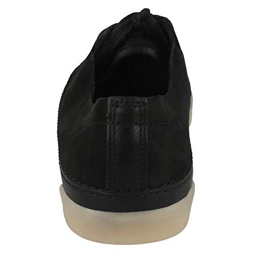 Clarks Ladies Hidi Holly Sneaker Nero