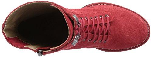 Hirschkogel by Andrea Conti 3129203021 Damen Kurzschaft Stiefel Rot (rot 021)