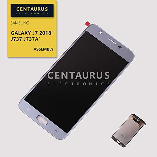 CENTAURUS J7 2018 LCD Display Touch Screen Digitizer Replacement For Samsung Galaxy J7 2018 SM-J737 J737A / J7 Refine 2018 J737P / J7 Crown S767VL /J7 Aero/ J7 V 2018 J737V / J7 Star 2018 J737T (Blue) (Aero Ss)