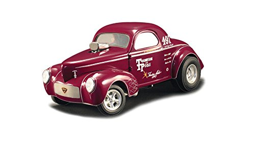 NEW DIECAST TOYS CAR ACME 1:18 THOMPSON AND POOLE LIMITED EDITION 1941 GASSER (BURGUNDY) A1800909