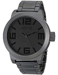 Kenneth Cole Reaction Men's RK3210 Classic Oversized Round Analog Field Watch