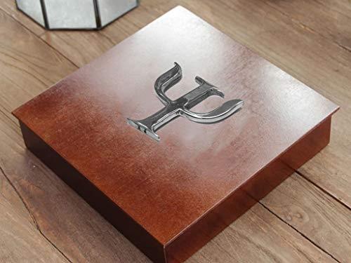 Caixa Decorativa, Psicologia, Imbuia, Sarquis Samara