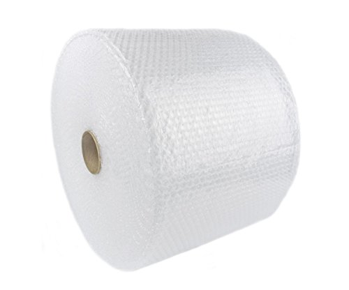 "peng Packaging 1/2 250 ft x 12"" Large Nylon Bubble Cushioning Wrap, Perforated Every 12"